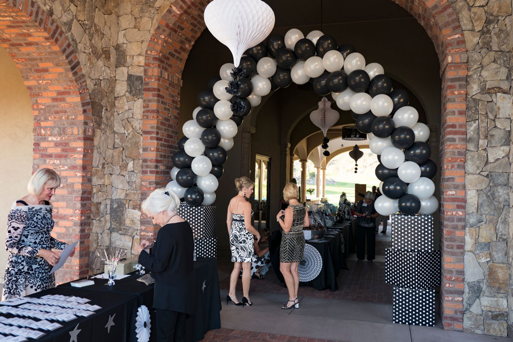 Stone Canyon Community Foundation - Black and White Gala 2017