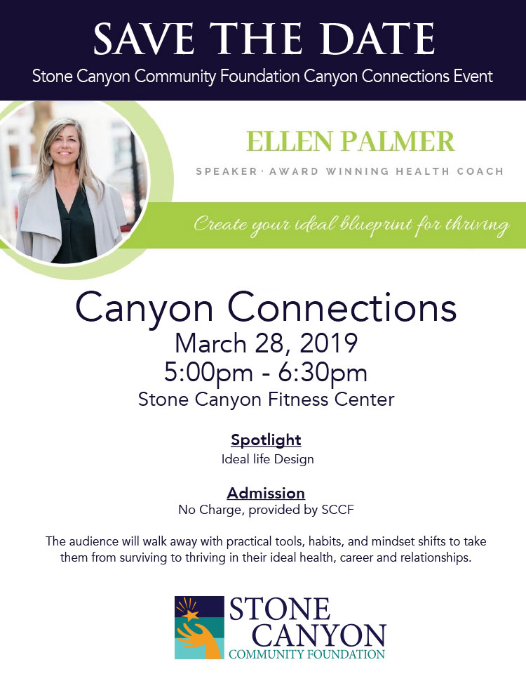 Stone Canyon Community Foundation - Ellen Palmer