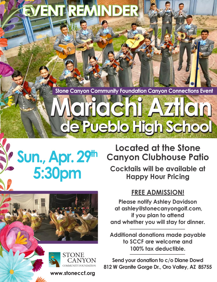 Mariachi Aztlan de Pueblo High School Group