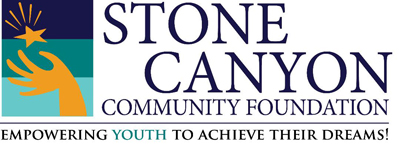Stone Canyon Community Foundation Logo with Tagline